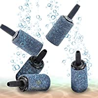 SunGrow 空气石条,可为宠物产生气泡、充气、氧气和水移动,易于连接气泡条