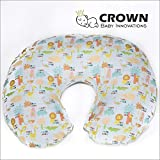 Crown Baby Innovations | 哺乳枕套 | 哺乳枕套 | 哺乳枕套 | 多色图案 多种颜色