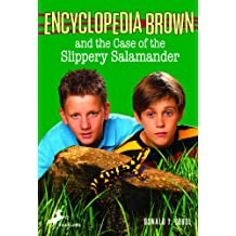 Encyclopedia Brown and the Case of the Slippery Salamander (English Edition)