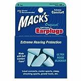 Mack's Original 耳塞(5 双) - 薄荷绿