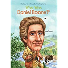 Who Was Daniel Boone? (Who Was?) (English Edition)