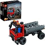 LEGO 乐高  拼插类 玩具  Technic 机械组系列 吊钩式装载卡车 42084 7-14岁