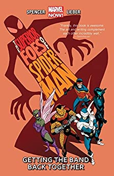 """""""The Superior Foes of Spider-Man Vol. 1: Getting The Band Back Together (English Edition)"""",作者:[Spencer, Nick]"""