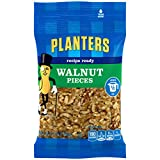 Planters Walnut Halves & Pieces, Unsalted, 2.3 Ounce Bag (Pack of 12)