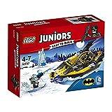 【3月新品】 LEGO 乐高 Juniors 小拼砌师系列 蝙蝠侠 对战急冻人 10737 4-7岁 积木玩具