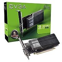 EVGA GeForce GT 1030 SC 2GB GDDR502G-P4-6332-KR  低调,被动式