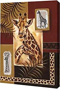 """PrintArt 帆布艺术画 17"""" x 24"""" GW-POD-55-WF2007-38-17x24"""