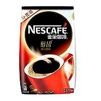 雀巢咖啡醇品黑咖啡袋装 500g 可冲277杯