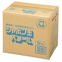 【大容量】 泡泡玉 粉肥皂糖(粉肥皂) 5kg