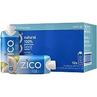 Cocacola 可口可乐 ZICO 100% 天然椰子水NFC果汁饮料 330ml*12 整箱(泰国进口)