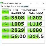 Samsung SM961 Polaris M.2-2280 PCI-e 3.0 x 4 NVMe 固态硬盘 SSDB06XHJK143 256GB