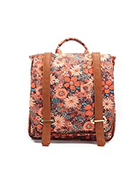 女式女孩书包帆布背包学院背包来自 ms. 山茶花