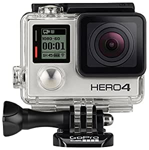 GoPro HERO4 Silver Adventure CS 运动相机 (CHDHY-401)