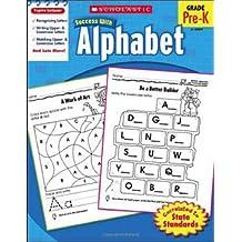 (进口原版)  Scholastic Success with Alphabet