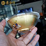 传世银碗餐具套装 三羊开泰凤凰999纯银100克150克银碗999纯银碗