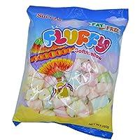SUCERE 扭纹型棉花糖 250克(菲律宾进口)