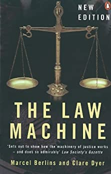 """""""The Law Machine (English Edition)"""",作者:[Clare Dyer, Marcel Berlins]"""