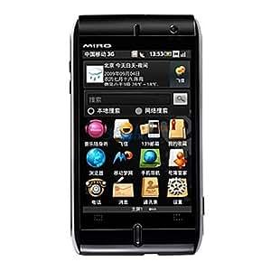 联想O1智能ophone手机(3G无线接入,WIFI,CMMB手机电视,智能导航 深邃黑)