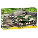COBI Small Army PZKPFW VI Tiger II 玩具车