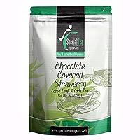 Special Tea Loose Leaf Tea, Chocolate Covered Strawberry Puerh, 8 Ounce