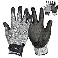 LayoutLite Ultimate 飞盘手套 - 2 件装 - 无缝设计