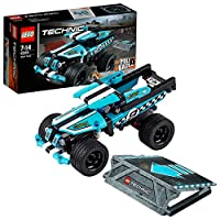 LEGO 乐高  拼插类 玩具  Technic 机械组系列 特技卡车 42059 7-14岁