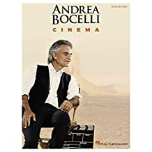 Andrea Bocelli - Cinema Songbook (Vocal Piano) (English Edition)