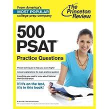 500 PSAT Practice Questions (College Test Preparation) (English Edition)
