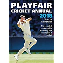 Playfair Cricket Annual 2018 (English Edition)