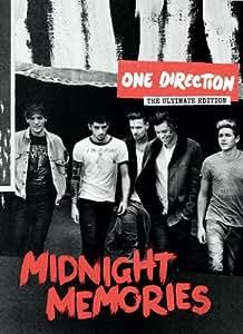 单向组合 One Direction:午夜回忆 Midnight Memories Deluxe(CD 豪华写真版 附28页珍藏彩色内页)