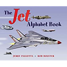 The Jet Alphabet Book (Jerry Pallotta's Alphabet Books) (English Edition)