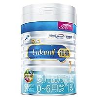 美赞臣(Mead Johnson)铂睿婴儿配方奶粉(0-6月龄.1段) 850克罐装(新老包装随机)(特卖)