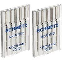 Microtex 锋利机器针-尺码 10/70 5/Pkg (家长) 2组 1729