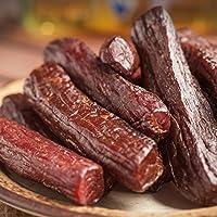 Kerchin 科尔沁 内蒙古特产 手撕风干牛肉干250g 小吃 零食 (原味)