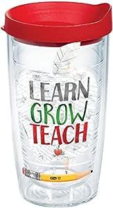 Tervis Learn 成长和教程 453.59 克。 杯子 透明 16oz 1244502