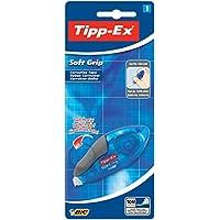 TIPP-EX 修正 Roller Soft Grip, 10米 x 4.2毫米 1 Stück 白色