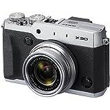 FUJIFILM 富士 X30 高端紧凑型数码相机 (银色)