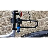 Silverline Tools 577643 自行车 U-Lock 145 x 210 毫米