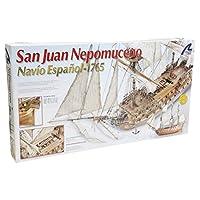 Artesania Latina San Juan Nepom 22860 1/90 Uceno 水车