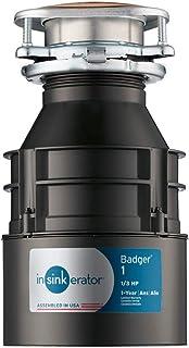 InSinkErator Badger 灰色 1 BADGER 1