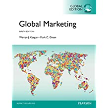 Global Marketing (9th Edition) (English Edition)