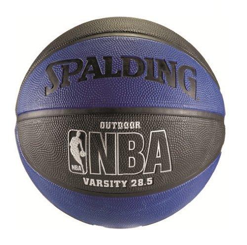 SPALDING NBA 大学户外橡胶篮球