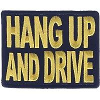Hang Up and Drive 7.62 cm 刺绣补丁 IVANP2990k