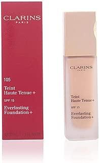 Clarins 嬌韻詩 持久透薄粉底液 + 110 Honey蜜糖色 SPF15 30ml - 全新包裝