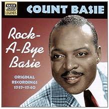 进口CD:再见贝西摇滚乐(1939-40年录音) Basie,Count:Rock-a-Bye Basie(1939-1940)(CD)8.120736