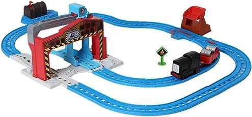 Thomas & Friends 托马斯和朋友 托马斯电动系列之火车大冒险经典礼盒装DPK72