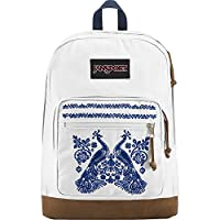 JANSPORT RIGHT 装 Expressions 背包 Peacock Plumes 均码