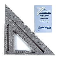 Swanson NA202 公制速度方形布局工具(铝)