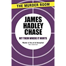 Hit Them Where it Hurts (Murder Room) (English Edition)