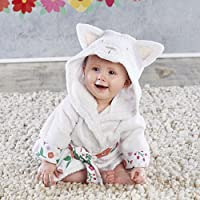 Baby Aspen Love You 羊羔连帽浴袍